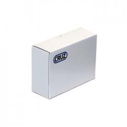 4 fijaciones Cruz Modul Rack para barras aluminio
