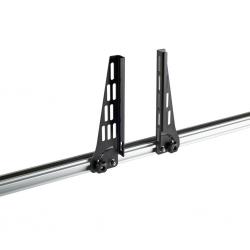 2 topes laterales Cruz plegables 25 cm para Cruz Alu Cargo
