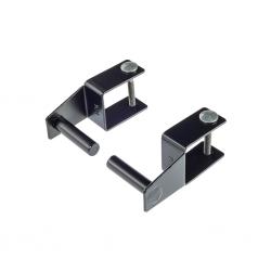 2 soportes rulo para barras Cruz 35x35