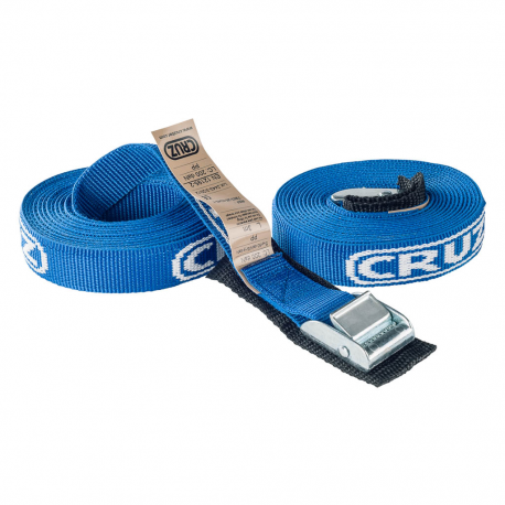 2 correas 3m con protectores Cruz
