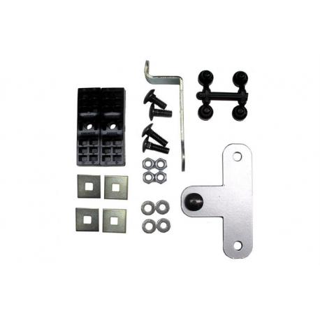 KIT  fijación Bike Rack para barras aluminio